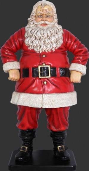 Jolly Santa 4ft (JR 080088)