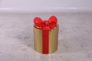 JR 150242 PRESENT RED WITH GOLD RIBBON