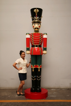 Toy Soldier 10ft (JR 150366)