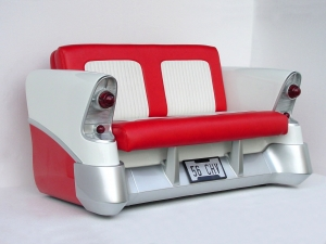 Chevy Car Sofa (JR 2024)