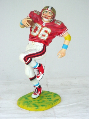 American Football Player 3ft (JR 1626)