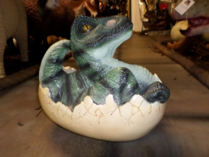 T-Rex Baby in an Egg (JR 140034)