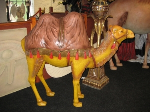 Camel with Rug 4.5ft (JR 43165)