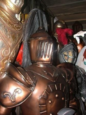 Mysterious Knight 6ft (JR 1774)