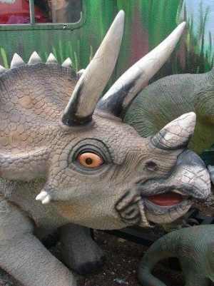 Triceratops Baby (JR 1594)