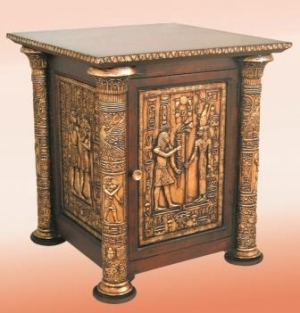 Egyptian Side Table Jr Foest The Jolly Roger Life