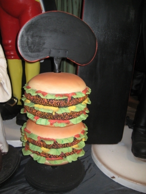 Hamburger 2.5ft (JR 1382)