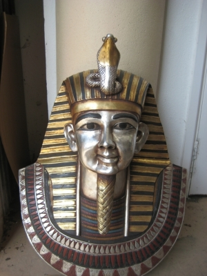 Egyptian Head Wall Decor (Male) (JR 5051)