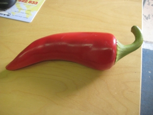 Chili Pepper - Red 1ft (JR 2685-A)