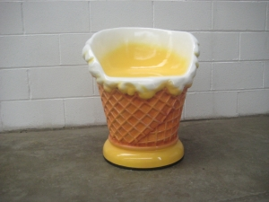 Ice Cream Chair - Vanilla (JR 130020Y)