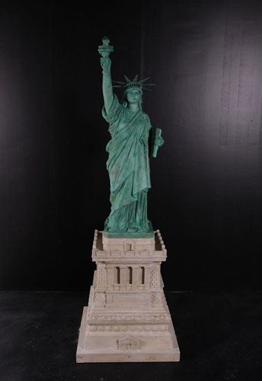 Statue Of Liberty 6ft Jr 130049 The, Statue Of Liberty Garden