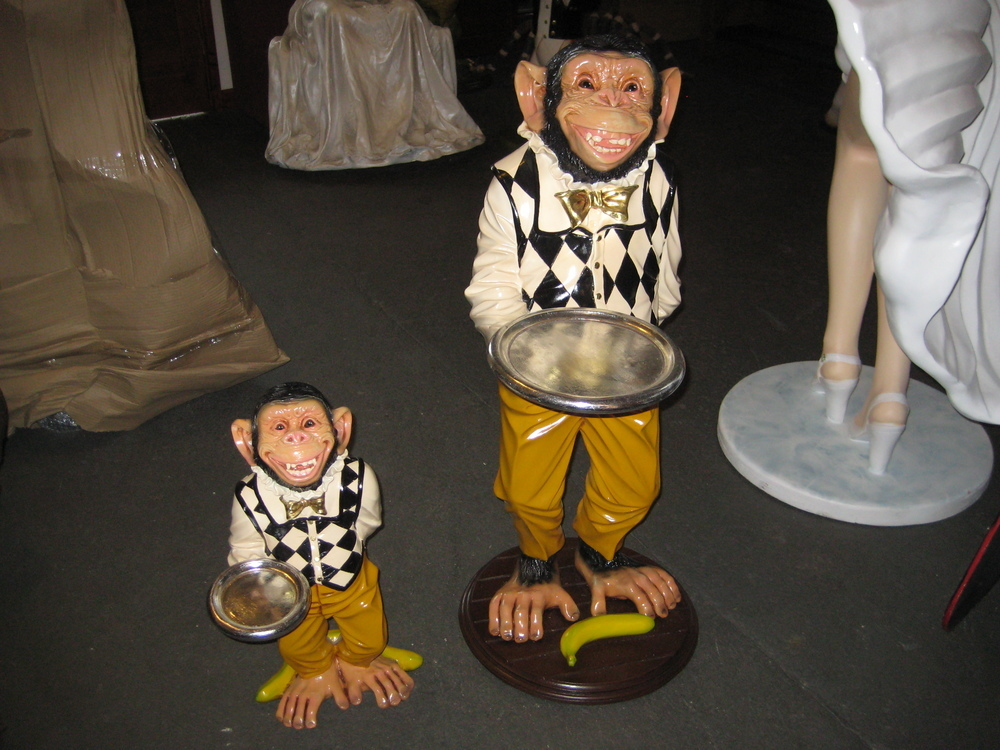 V Monkey Butler Monkey Butler (JR AFMO...