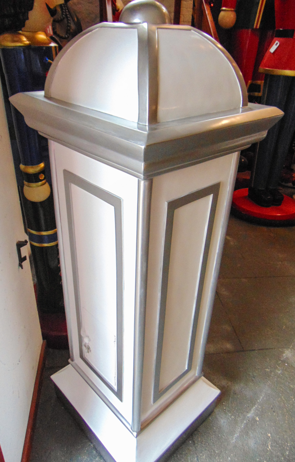 post residential scc locking with mailbox classic curbside mailboxes spk shop richland cp pedestal