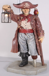 Pirate with Lantern 7ft (JR 030718)