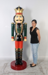 Nutcracker King 6.5ft (JR 110013)