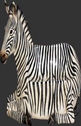 Zebra Bench (JR 120058)