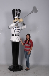 Toy Soldier with Trumpet 9ft (JR 140008) WSB - Thumbnail 01