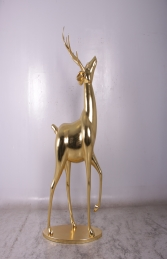 JR 160152G MAJESTIC STAG GOLD LEAF