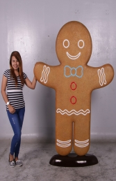 Ginger Bread Man (JR 160205) - Thumbnail 02