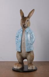 Rabbit- long jacket (JR 180197)
