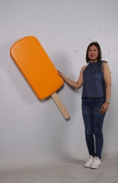 ICE CREAM POPSICLE HANGING - ORANGE JR 180223O