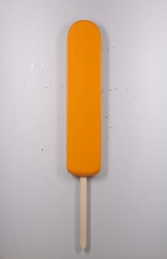 JR 190071O POPSICLE ORANGE 6FT WALL DECOR