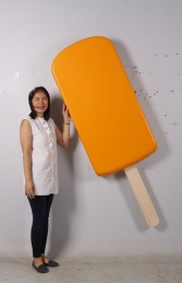 JR 190071O POPSICLE ORANGE 6FT WALL DECOR - Thumbnail 02