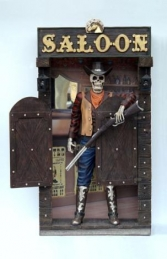 Saloon Bar Skeleton Cowboy (JR 2522) - Thumbnail 01