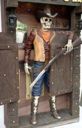 Saloon Bar Skeleton Cowboy (JR 2522) - Thumbnail 02