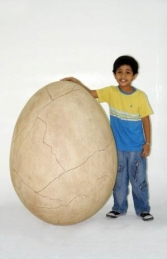 Dino Egg with Crack (JR 2621)