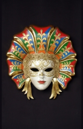 Colorata Veneziana Mask 2.5ft (JR 2720)