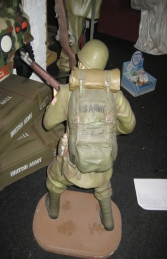 American Soldier 3ft (JR 1732) - Thumbnail 02