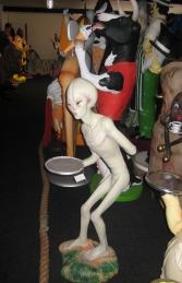 Alien Encounter Butler 4ft (JR 1092)