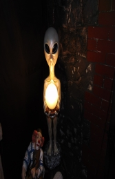 Alien Lamp Holder (JR 867) - Thumbnail 01