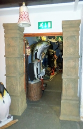 Aztec Column 7ft (JR F-001) - Thumbnail 02