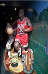 American Basketball Player Life-size (JR 1620)  - Thumbnail 02