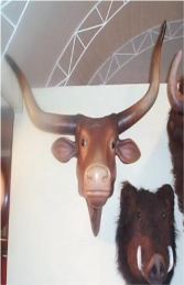 Bull Head (With Long Horns) (JR 2272-A)