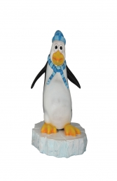 BLUBBER WITH SNOW BASE - PENGUIN - JR C-053