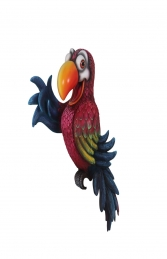 COMIC PARROT WITHOUT STAND - JR C-071