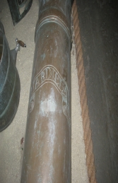 "Cannon from Spanish Warship ""Seville"" 1778 (JR 110109) - Thumbnail 03"