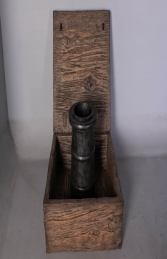 Cannon Wall Decor (JR 0026) - Thumbnail 01