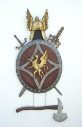 Celtic Coat of Arms (JR 1851)