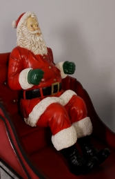 Santa Claus 4ft (JR 120025)