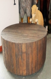 Coffee Table - Wood Effect (JR 140051W) - Thumbnail 03