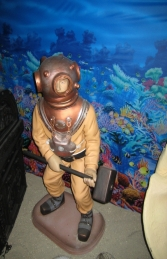 Deep Sea Diver 3ft (JR 2765)