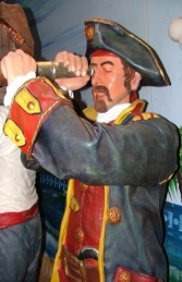Captain Paruche 6ft Pirate (JR R-062)