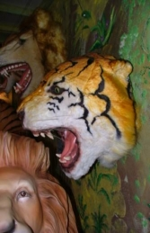 Tiger Head - Furry (JR 2107) - Thumbnail 02
