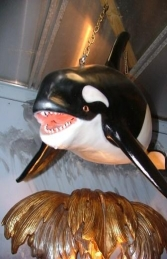 Orca Whale Small (JR 2451) - Thumbnail 02