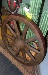 Wagon Wheel Small (JR 2084) - Thumbnail 01