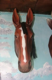 Horse Head (Resin) (JR 2303)